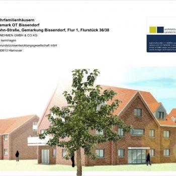 Eigentumswohnungen in Bissendorf im Baugebiet Diensrahe